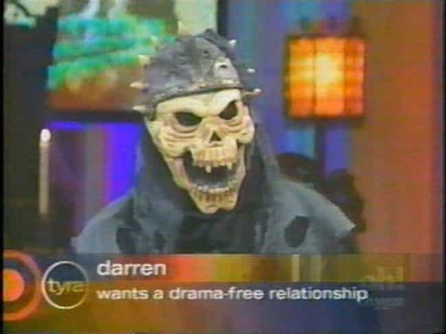 Poor Darren is listed (or ranked) 4 on the list 28 Ridiculous Daytime Talk Show Guest Captions