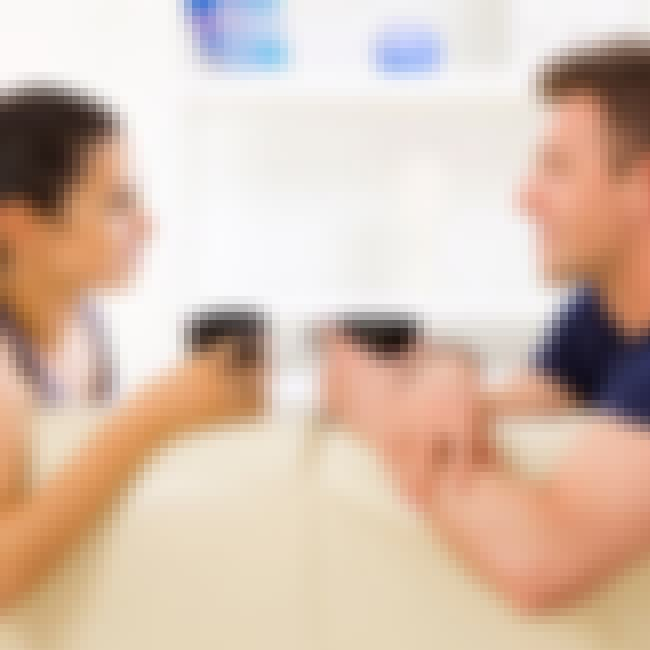 Communicate is listed (or ranked) 4 on the list The Best Dating Tips for Introverts