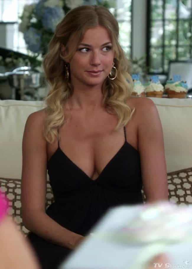 Emily VanCamp Can't Believe So... is listed (or ranked) 2 on the list Hottest Emily VanCamp Photos