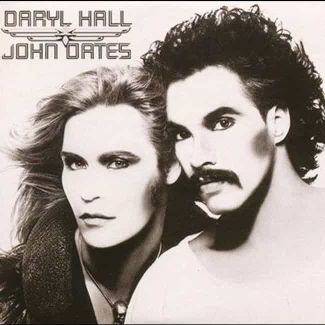 Daryl Hall and John Oates is listed (or ranked) 4 on the list The Best Hall & Oates Albums of All Time