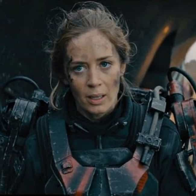 Come Find Me When You Wa... is listed (or ranked) 4 on the list Edge of Tomorrow Movie Quotes