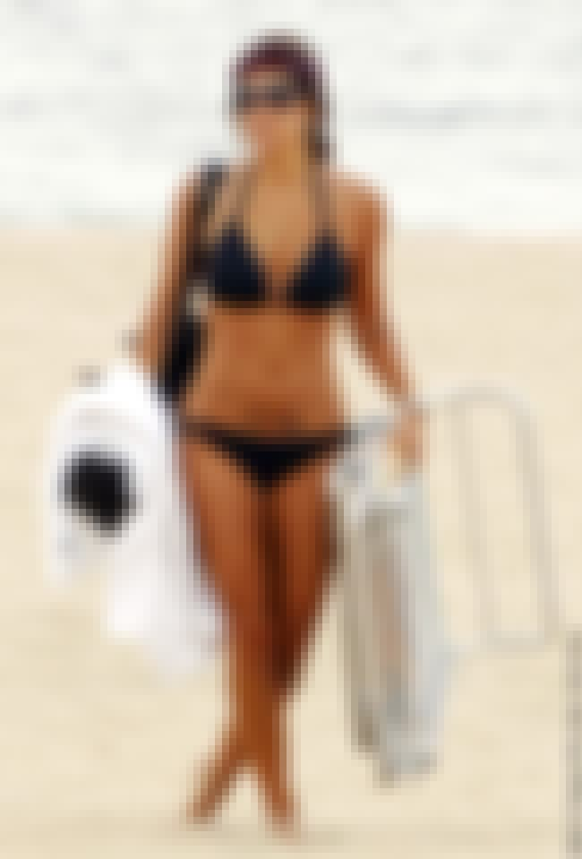 Walking with a beach chair is listed (or ranked) 2 on the list Hot Ashley Alexandra Dupre Pics