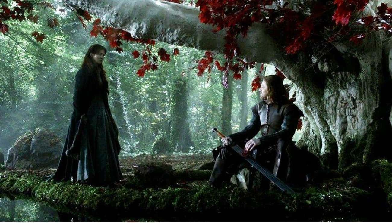Ned & Catelyn is listed (or ranked) 2 on the list The Best Couples On Game Of Thrones