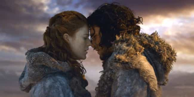 Jon Snow & Ygritte is listed (or ranked) 3 on the list The Best Couples On Game Of Thrones