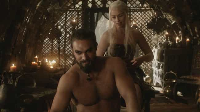 Dany & Drogo is listed (or ranked) 4 on the list The Best Couples On Game Of Thrones