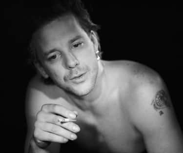 Nobody Taught Mickey Rourke Not to Smoke the Filter
