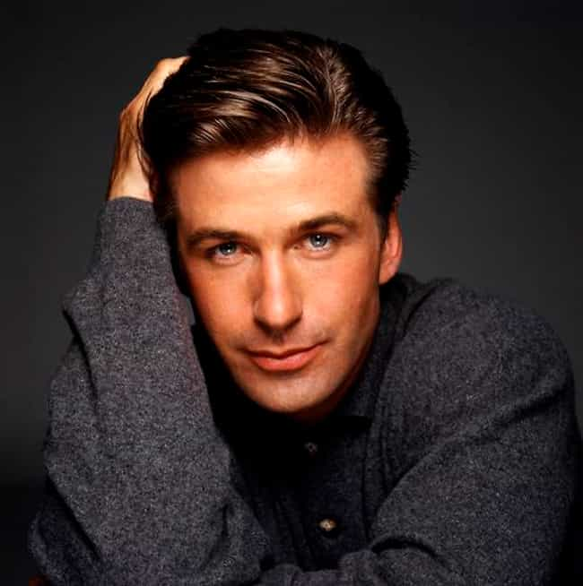 Alec Is Uncomfortable, Because... is listed (or ranked) 2 on the list 21 Photos of Young Alec Baldwin
