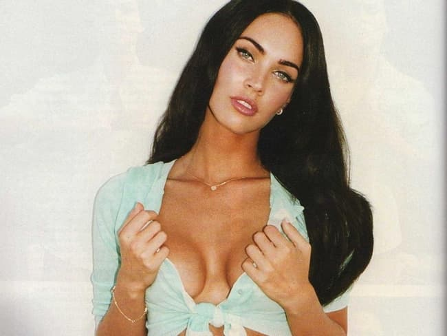 Megan Fox Does Her Best Hulk H Is Listed Or Ranked