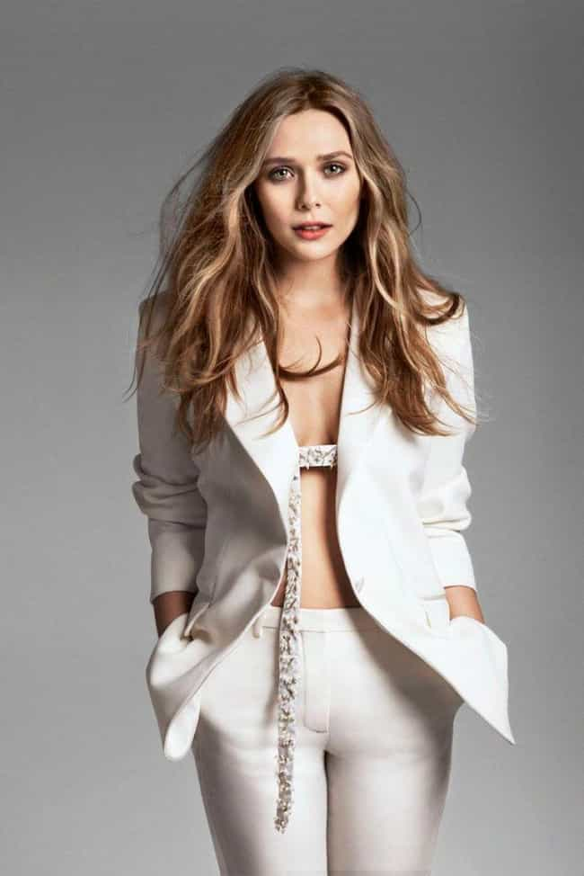 Elizabeth Olsen Hopes Someone ... is listed (or ranked) 2 on the list The 28 Most Stunning Photos of Elizabeth Olsen