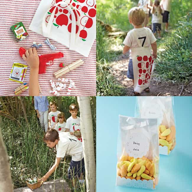 Afternoon Scavenger Hunt is listed (or ranked) 4 on the list Great Summer Birthday Party Ideas for Kids