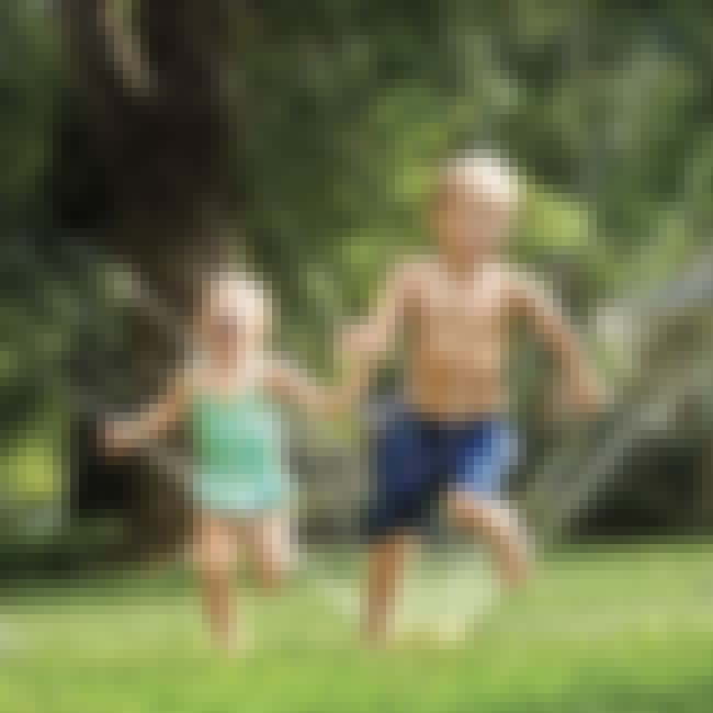 Play in the Sprinkler is listed (or ranked) 3 on the list The Best Free Summer Activities for Kids