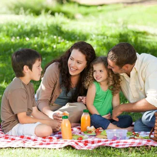 Take a Picnic is listed (or ranked) 1 on the list The Best Free Summer Activities for Kids