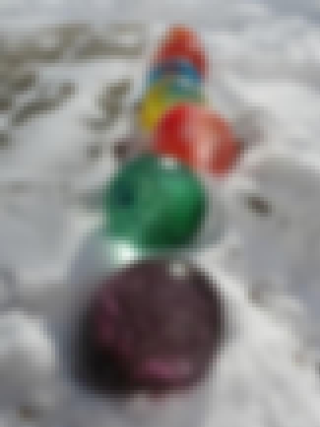 Make Colorful Ice Balloons is listed (or ranked) 3 on the list 20 Awesome Free Winter Activities for Kids