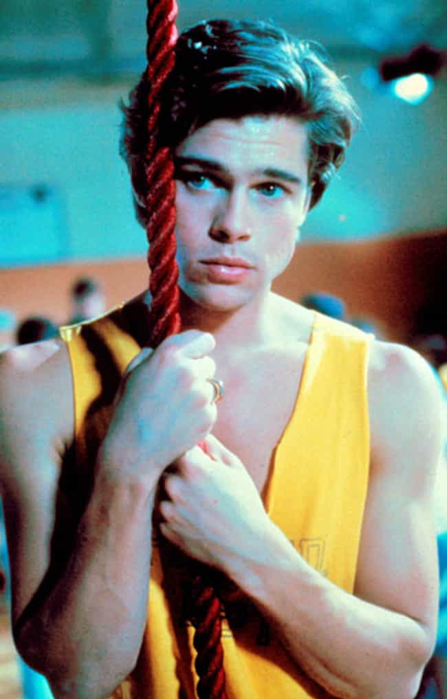 Young Brad Pitt Really Hates C... is listed (or ranked) 2 on the list 26 Photos of Young Brad Pitt