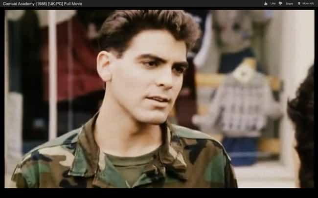 Young George Clooney Doesn'... is listed (or ranked) 3 on the list 18 Photos of Young George Clooney