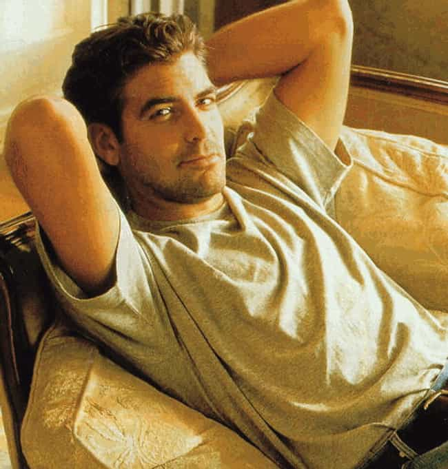 Tonight, He Just Wants to Stay... is listed (or ranked) 2 on the list 18 Photos of Young George Clooney