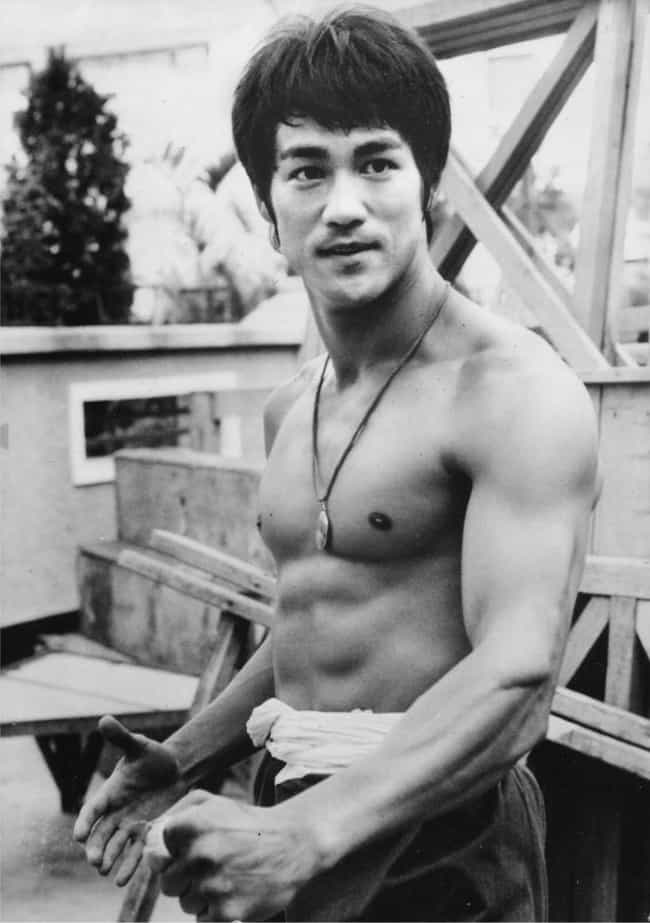Young Bruce Lee Showed Up Unin... is listed (or ranked) 4 on the list 21 Photos of Young Bruce Lee