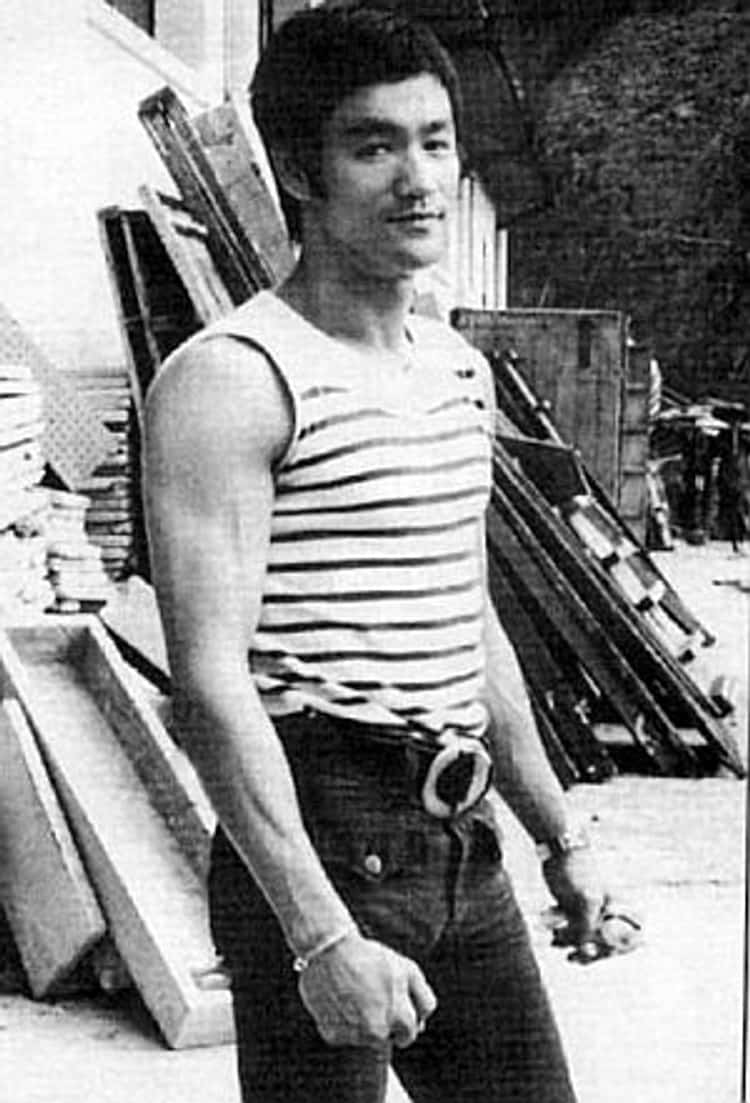 Young Bruce Lee Really Hates Going to Home Depot