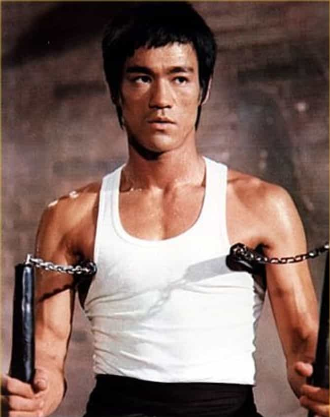 What Happens If You Take the L... is listed (or ranked) 2 on the list 21 Photos of Young Bruce Lee