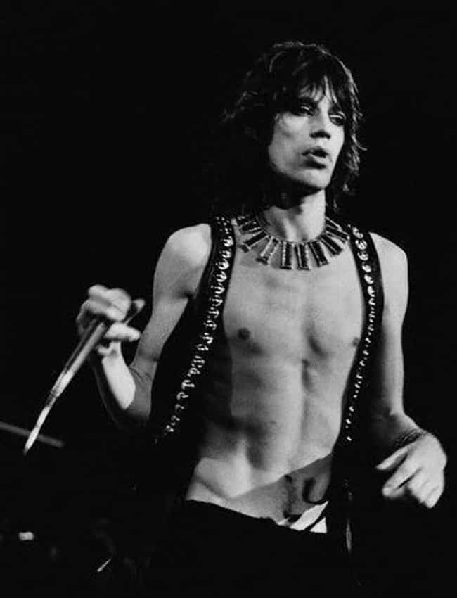 Channeling Both Aladdin and Xe... is listed (or ranked) 3 on the list 20 Photos of Young Mick Jagger