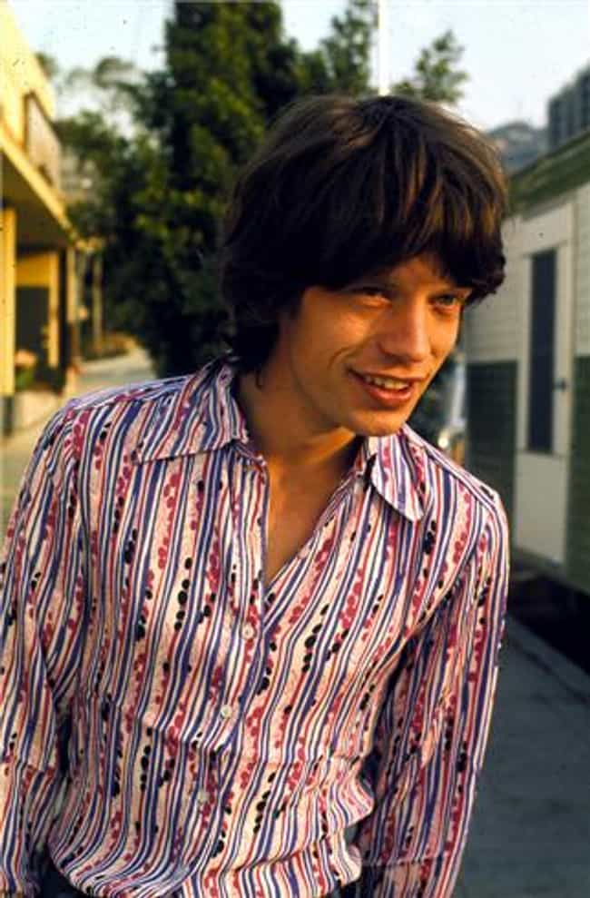 Young Mick Jagger Knows that D... is listed (or ranked) 4 on the list 20 Photos of Young Mick Jagger