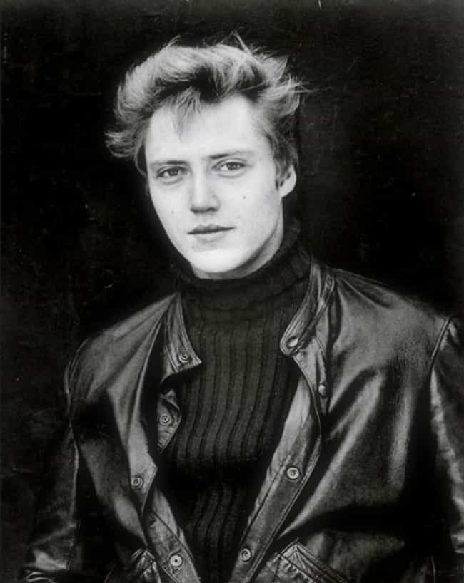 His Hair Is Perfect, But It Ne... is listed (or ranked) 3 on the list 16 Photos of Young Christopher Walken