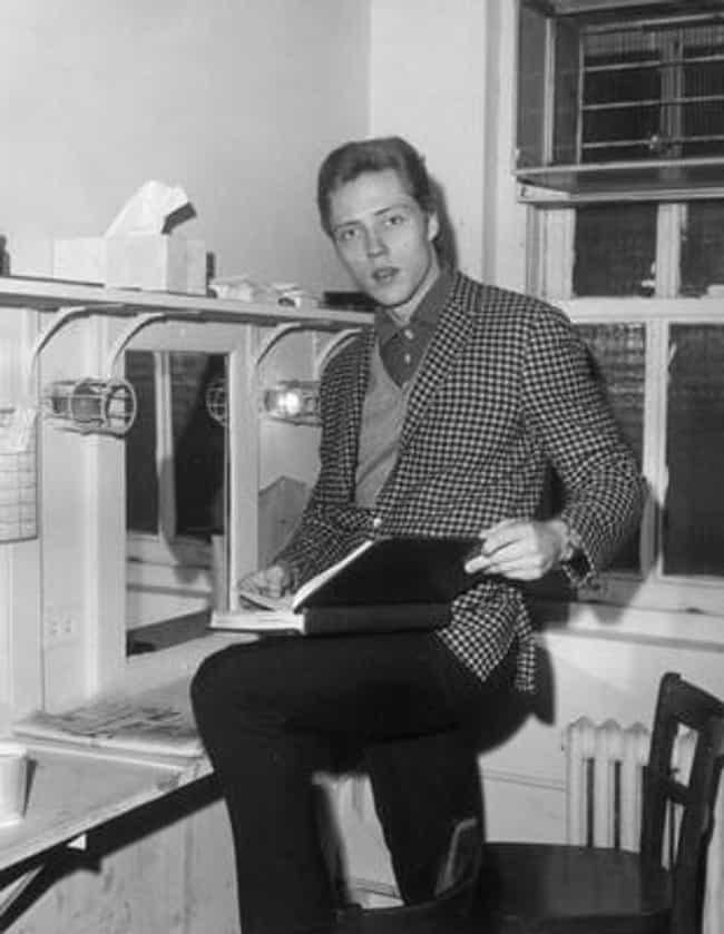 Young Christopher Walken Wants... is listed (or ranked) 2 on the list 16 Photos of Young Christopher Walken