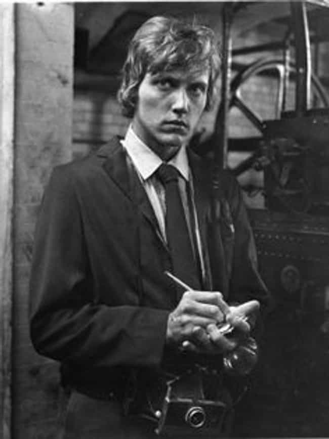 He Would've Made an Intimi... is listed (or ranked) 4 on the list 16 Photos of Young Christopher Walken