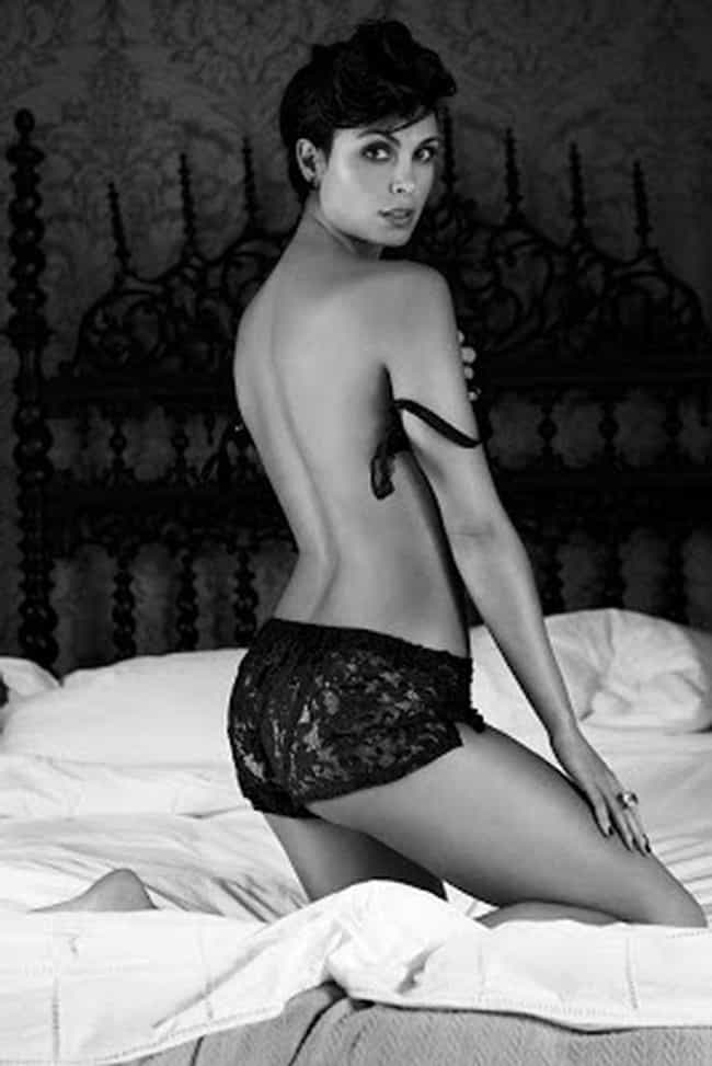 Morena Baccarin Would Like Som... is listed (or ranked) 3 on the list The 34 Hottest Morena Baccarin Photos