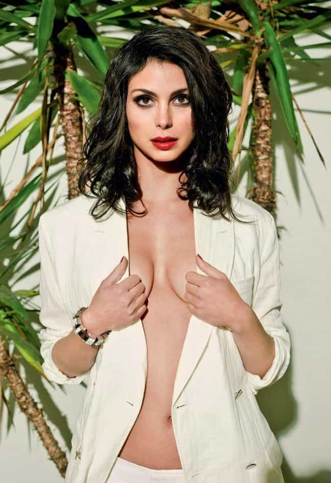 Morena Baccarin Thinks Your Qu... is listed (or ranked) 2 on the list The 34 Hottest Morena Baccarin Photos