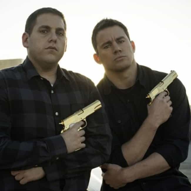 Who Throws a Gun?! is listed (or ranked) 2 on the list 22 Jump Street Movie Quotes