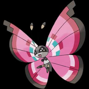 Vivillon is listed (or ranked) 13 on the list The Best Bug Pokemon of All Time