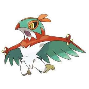Hawlucha is listed (or ranked) 12 on the list The Best Fighting Pokemon of All Time