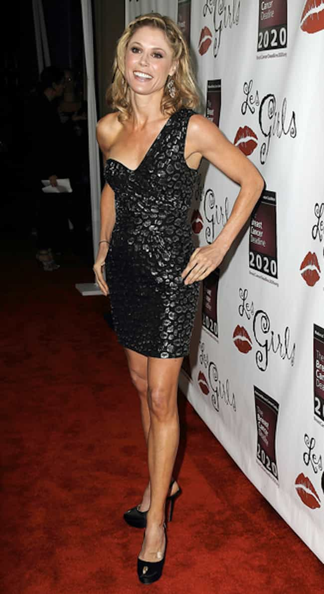 Julie Bowen in Black Sequin On... is listed (or ranked) 2 on the list The Most Stunning Julie Bowen Photos