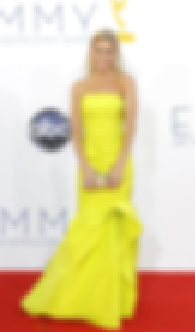 Julie Bowen in Strapless Yello... is listed (or ranked) 2 on the list The Hottest Julie Bowen Photos