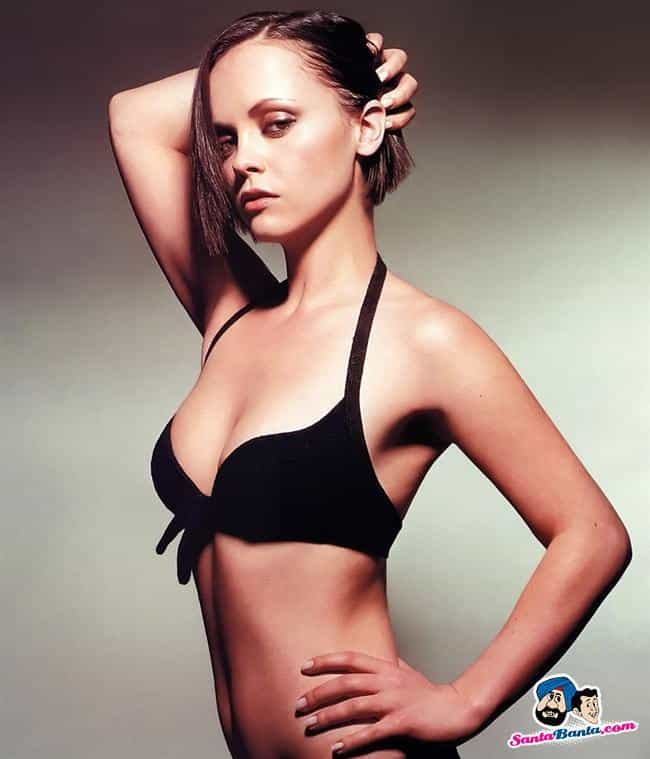 The Hottest Christina Ricci Photos