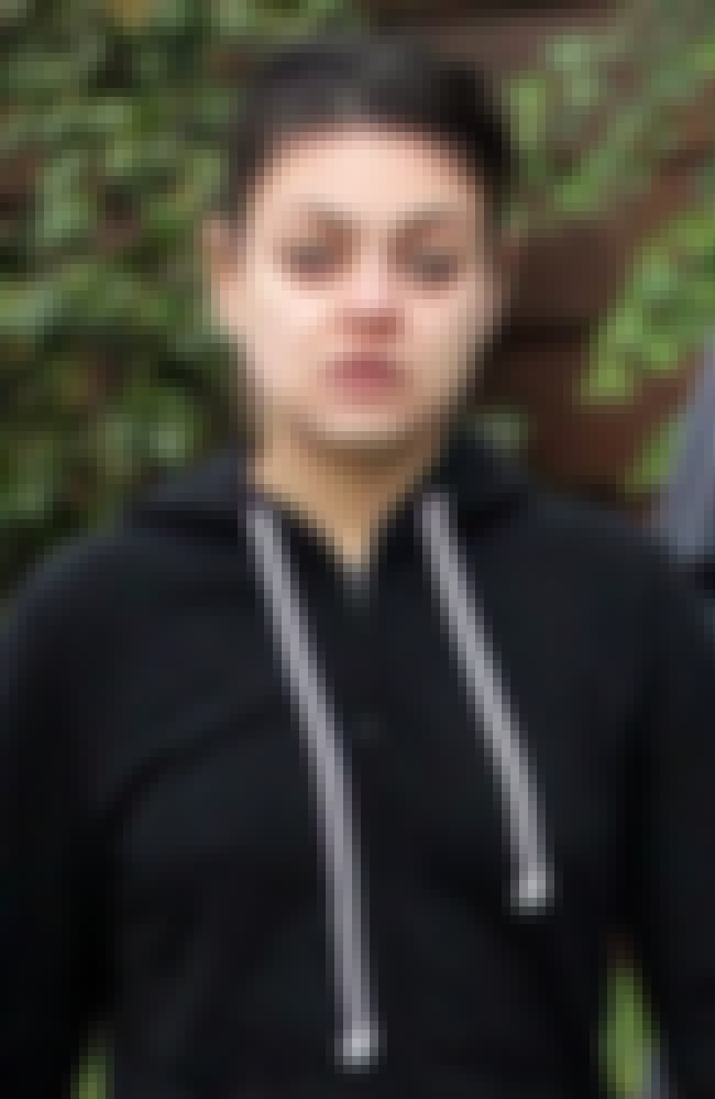 Pre-Coffee Paparazzi Shot is listed (or ranked) 2 on the list 23 Pictures of Mila Kunis Without Makeup