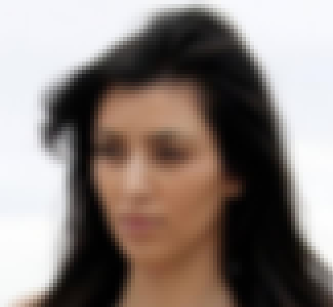 Straight Face is listed (or ranked) 3 on the list 26 Pictures of Kim Kardashian Without Makeup
