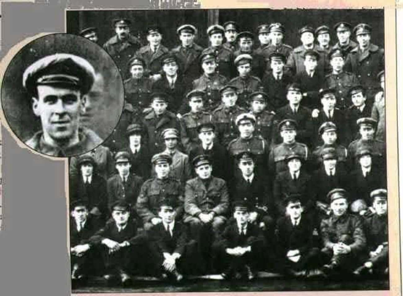 World War I is listed (or ranked) 2 on the list The Creepiest Pictures That Allegedly Contain Ghosts