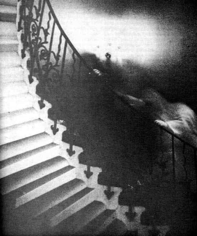 Creepy Staircase is listed (or ranked) 8 on the list The 26 Creepiest Real Pictures of Ghosts