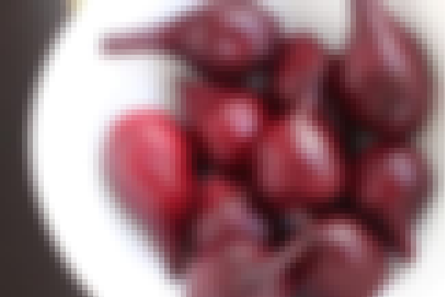 Red Beets is listed (or ranked) 4 on the list 30 Healthy Superfoods You Should Be Eating
