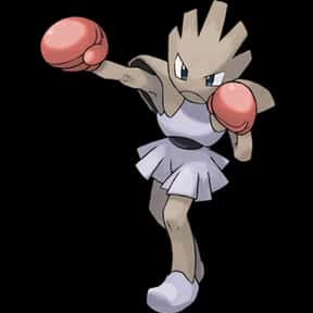 Hitmonchan is listed (or ranked) 7 on the list The Best Fighting Pokemon of All Time