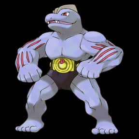 Machoke is listed (or ranked) 14 on the list The Best Fighting Pokemon of All Time