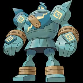 Golurk is listed (or ranked) 14 on the list The Best Ghost Pokemon of All Time