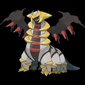 Giratina is listed (or ranked) 2 on the list The Best Ghost Pokemon of All Time