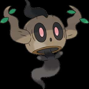 Phantump is listed (or ranked) 17 on the list The Best Ghost Pokemon of All Time