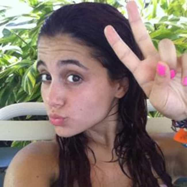 Peace is listed (or ranked) 1 on the list 10 Photos of Ariana Grande Without Makeup