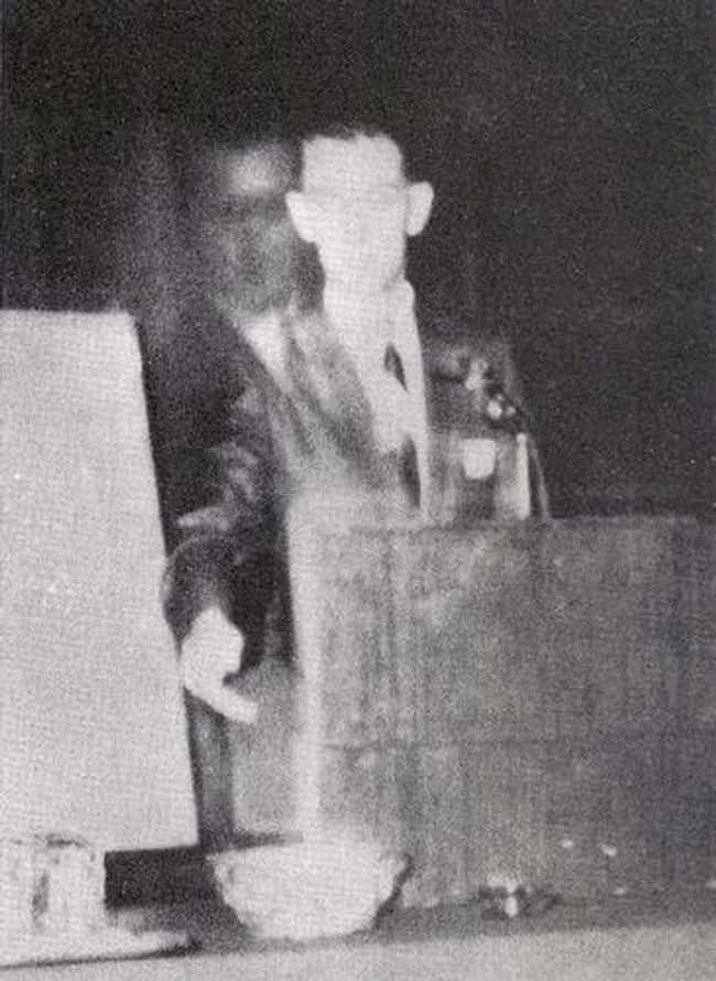 Brotherly Ghost is listed (or ranked) 17 on the list The 26 Creepiest Real Pictures of Ghosts