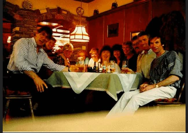 Dinner Crasher is listed (or ranked) 19 on the list The 26 Creepiest Real Pictures of Ghosts