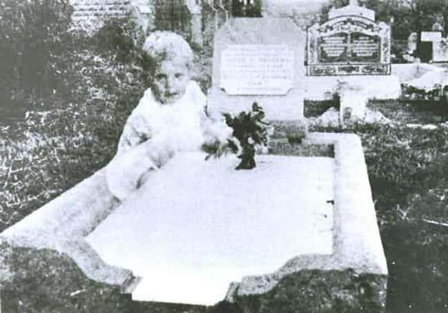 Baby Ghost is listed (or ranked) 9 on the list The 26 Creepiest Real Pictures of Ghosts